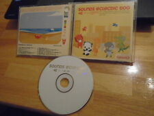 RARE OOP PROMO Sounds Eclectic Too kcrw CD Coldplay NORAH JONES Nick Cave R.E.M.