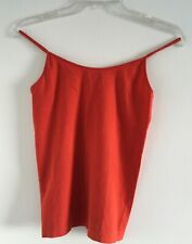 Benetton Red Vest size 10-12
