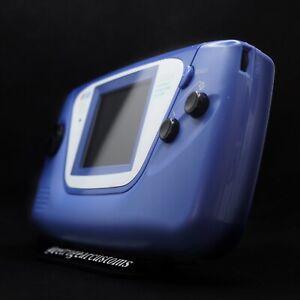 Sega Game Gear- New Retrosix LCD screen,  USB-C, Cleaned And Recapped