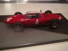 CMC Ferrari 158 SHARK Phil Hill W.C.1961 1:18 Show Case PERFECT