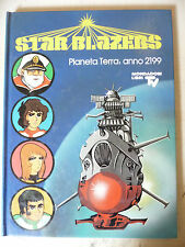 Star Blazers-Planet Earth Year 2199-Mondadori Books Tv 1980 1 ° Ed. - a4