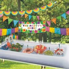 Inflatable Pool Bar - Portable Floating Buffet and Tray, For Cooling And Serving
