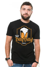 Dilly Dilly T-shirt Funny Mens T-shirt Beer Drinking Tee Shirt