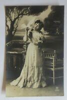 Frauen, Mode, Tauben,    1908 ♥ (33183)