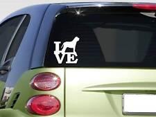 "Mastiff love 6"" Sticker *F252* Decal dog breed english mastiff"