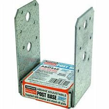 (12 Count) Simpson Strong Tie ABU44Z 4x4 Standoff Post Base