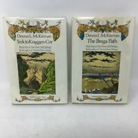 Dennis L McKiernan's Silver Call Duology - 2 Signed/Inscribed 1st Ed. HC Books