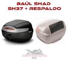 Baul maleta Shad Sh37 negro transporte