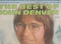 LP John Denver - The Best Of John Denver