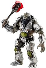 Halo UNSC Atroix Brute 6 inch Action Figure Mattel Used