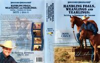 Clinton Anderson Handling Foals Weanlings and Yearlings 6 DVD's Set