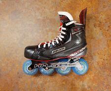 Bauer RH Vapor X2.7 Inline Roller Hockey Skates Senior Mens 9.5 D MSRP $349
