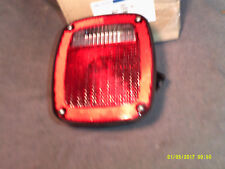 FORD 99,07 CAB & CHASSIS TRUCK taillamp w/ license lamp ORIG. FORD NOS
