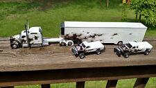 Custom DCP Kenworth, transporter and 4x4 pulling trucks