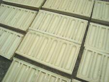 Lot of 11 White Cream 6x3 Guard Pilkingtons Antique Majolica Art Nouveau tiles