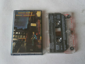 David Bowie /  K7 Cassette Audio / Ziggy Stardust