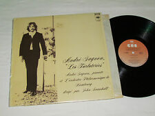 ANDRE GAGNON Les Turluteries LP 1972 CBS Records Canada Piano French Quebec VG+