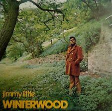 Jimmy Little-Winterwood LP 1972 Festival Records Australia SIGNED– FL-34721