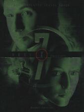 AKTE X - 7. Staffel - David Duchovny & Gillian Anderson - 6 x DVD SET
