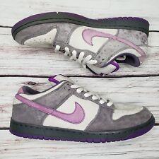 new products a5491 0659d Nike Dunk Low PRO SB Purple Pigeon Graphite Prism Violet Sz 11 304292-051  Skate