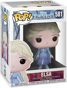 Funko - POP Disney: Frozen 2 - Elsa Brand New In Box