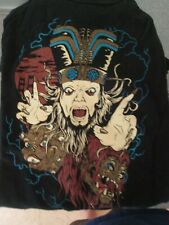 Big Trouble in Little China Lo Pan T-Shirt XL Fright Rags Retired Only One Ebay!