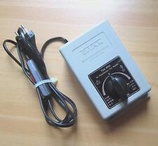TITAN Typ 803 Trafo Fleischmann Trix Rapido Fahrregler Regler Transformator 11VA