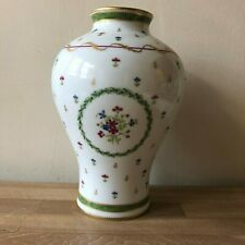 Lovely Haviland Limoges Vieux Paris Large Vase
