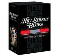HILL STREET BLUES: The Complete Series (DVD, 2014, 34-Disc Set)  **US Seller**