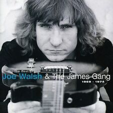 Best Of Joe Walsh & The James Gang (1969-1974) - Joe/James Gang  (1999, CD NEUF)