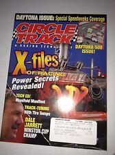 Circle Track Magazine X Files On Track March 2000 040417NONRH