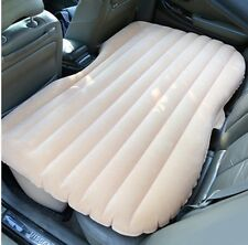 XElectron Car Inflatable Bed With Electric Pump, Pillow & Puncture Kit
