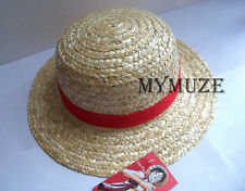 Shinsekai New World One Piece Monkey D Luffy Cosplay Straw Hat 2 Years Later Cap