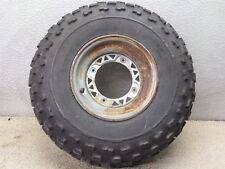 2001 POLARIS XPLORER 250 4X4 FRONT WHEEL/ RIM/ TIRE  A