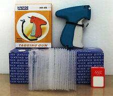 """Tagging Gun + 5000 2"""" Clear Barbs + 100  SALE PRICE TAG"""