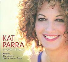 Azucar de Amor, Kat Parra [Digipak]