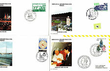 Vatican  Jean Paul II  FDC&/or max card  div lot II   285