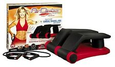 The best stepper for aerobic exercise AIR CLIMBER SYSTEM + cd and manuals
