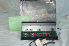 More details for hammant & morgan hm3000 power control centre ( working )