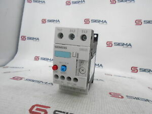 Siemens 3RU1126-4DB1 Overload Relay 690V, 20-25 AMP, CLASS 10