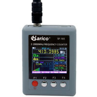 SF103 SF-103 Frequency Counter CTCCSS/DCS, DMR Digital Signal Testable
