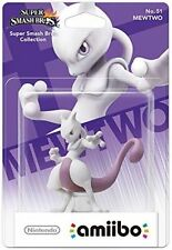 Brandnintendo Amiibo Character Mewtwo for Wii 3ds Super Smash Bro Collection