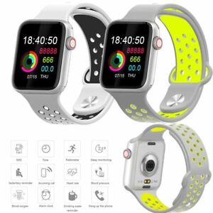 Fashion Sports Bluetooth Smart Watch for Samsung Note iPhone 11 Pro Max XR XS X