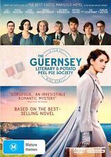 The Guernsey Literary and Potato Peel Pie Society (DVD, 2018) Region 4