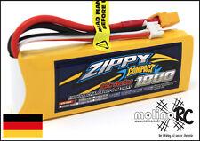 1x ZIPPY Compact 1800mAh 2S 25C NEU 2S Lipo Akku 7,4V XT60 Anschluss