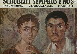 SCHUBERT SYMPHONY N0 8 HANDEL PLAYERS L P THE UNFINISHED