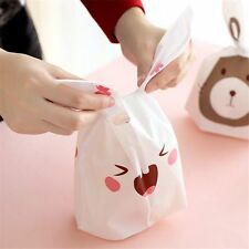 20Pcs Rabbit Cookie Plastic Candy Biscuit Packaging Bag Wedding Gift Brand New