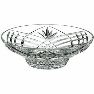 """RCR Melodia 12"""" Crystal Glass Centrepiece Fruit Bowl made in Italy --RRP £49.99"""