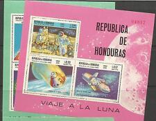Honduras Space 2 S/S After SC C458 MNH (1cxp)
