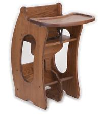 handmade baby high chairs for sale ebay rh ebay com